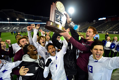 Photos: Broomfield Defeats Regis Jesuit 1-0 in CHSAA 5A Soccer Championship