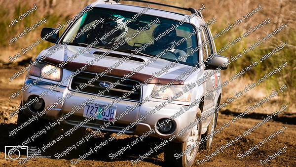 115 Silver Forester