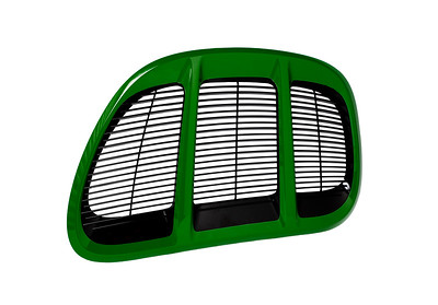 JOHN DEERE 6530 6630 6930 7430 7530 7930 SERIES BONNET SIDE GRILL RH