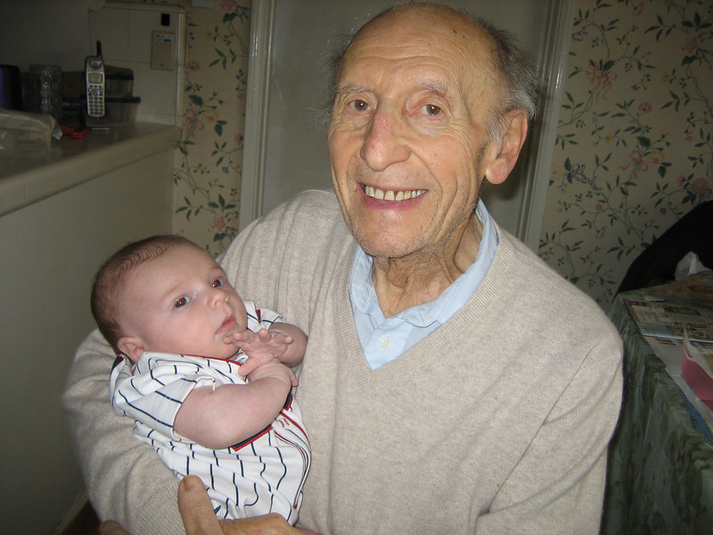 Matthew's Great Grandpa