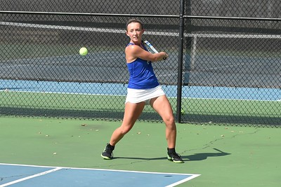 Bethel College Tennis - 2017 vs Grace College