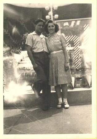 Grandparents, Parents, Aunts & Uncles, circa 1940's