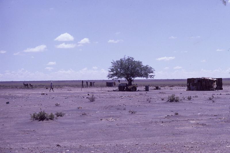 Namib Desert, Namibia 1995, ©RobAng