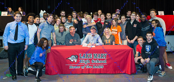 Grant Goupil - Signing Day - February 1, 2017