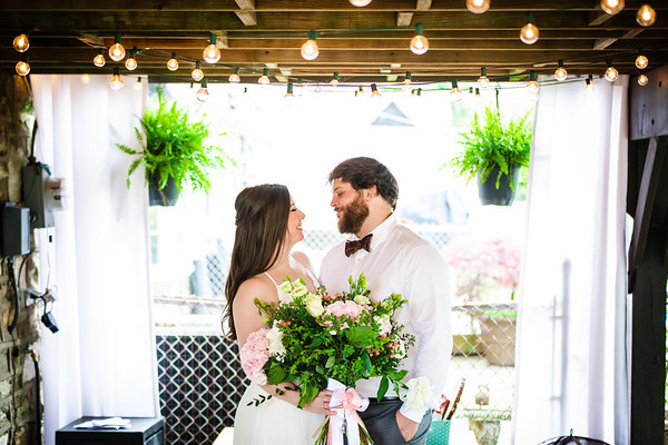 Nicole + Tom | 2020 Wedding Ceremony | 05.29.2020