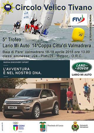 14° Coppa Città Valmadrera 5° Trofeo Lario Mi Auto