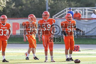 Freshman Football - 2017