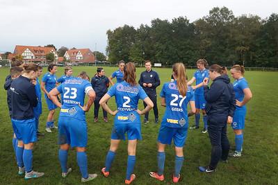 20170930 - KRC Genk Ladies ll - KOVC Sterrebeek