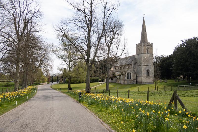 Madingley, St. Mary Magdalene