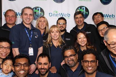 OneWeb Tysons Launch