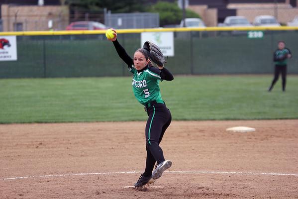 Goshen vs. Concord softball
