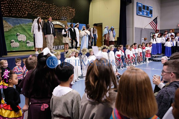 St. Mary's Catholic School Christmas 2019