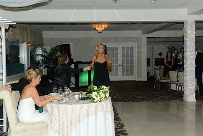 Dana & Patrick Welsh Wedding