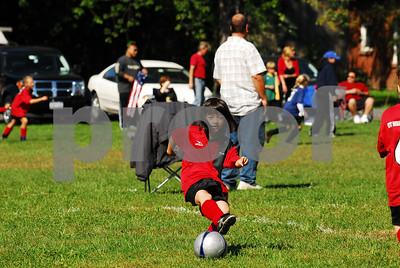 Team 2 Red vs Team 4 Green - 9-20-08