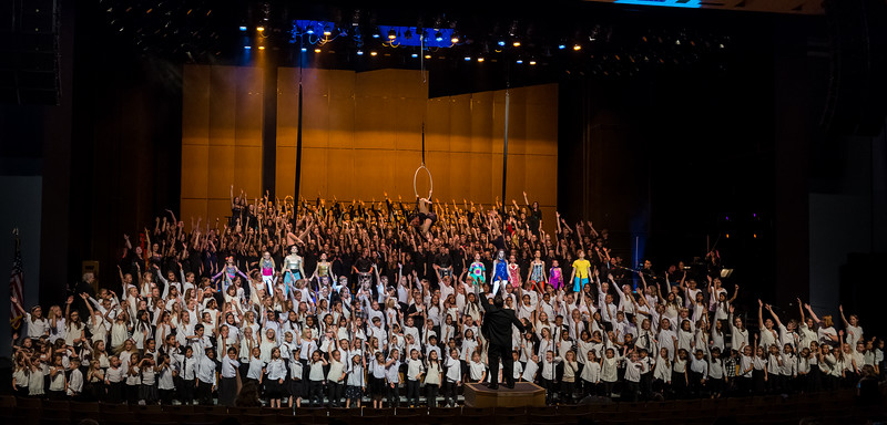 All District Choral Festival Tuesday 2018