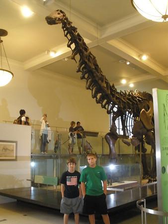 Cody's NY Visit 9-24-11