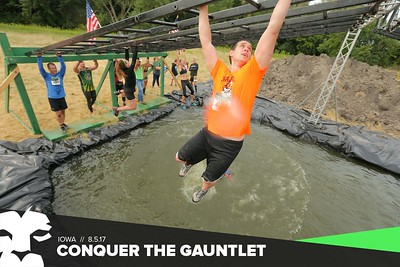 Conquer the Gauntlet Iowa 2017