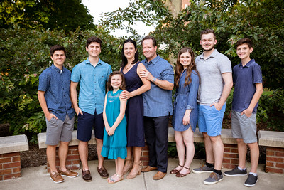 Stuckey Family 2018
