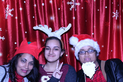 CCSD Nutrition Services Holiday Party 2018
