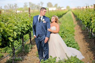 Campos Family Vineyard Wedding Lexie & Mike 4-28-2018