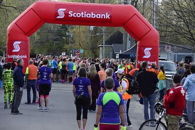 Fredericton Marathon 2017