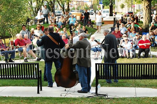07-14-16 NEWS Bridge County Bluegrass Concert