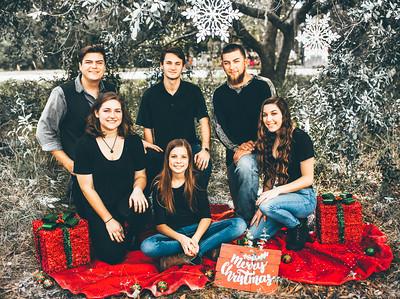 Terri's Family Christmas Session!