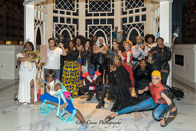 Katsucon 2018 Black Panther After Social