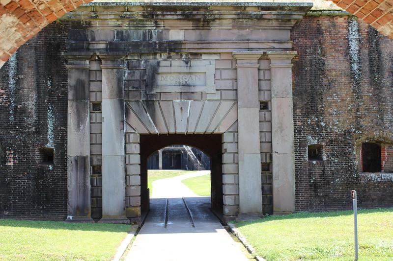 Fort Morgan Historical Site 2020
