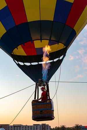 2021 Gulf Coast Hot Air Balloon Fest