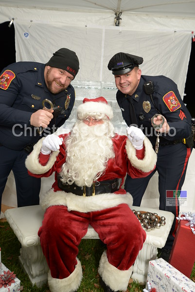 South Whitehall Twp. Santa