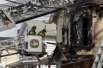 Jones Ave. 2nd Alarm (Bridgeport, CT) 3/14/21