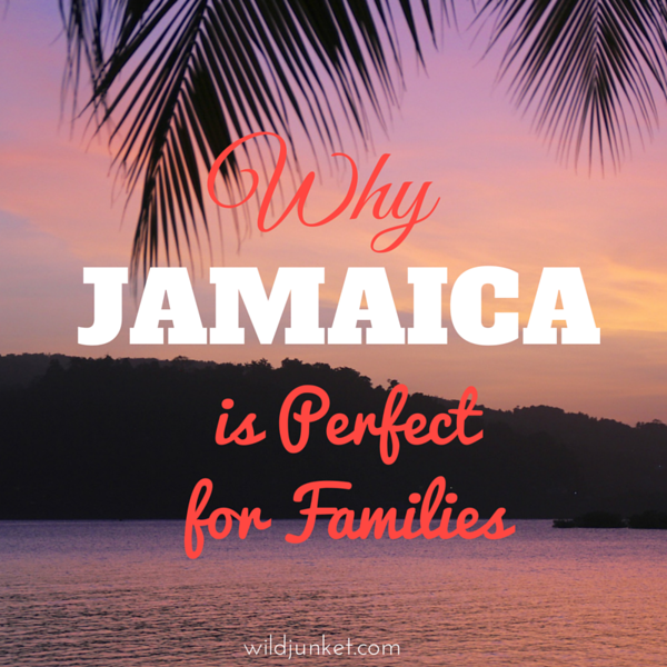 jamaica with kids