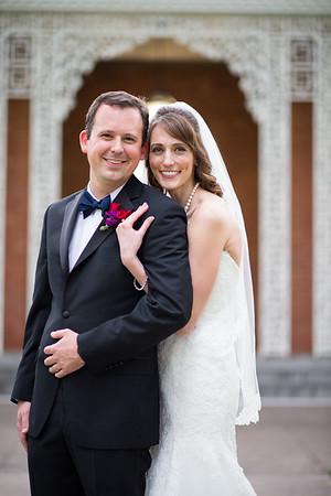 Amanda and Stephen - Wedding
