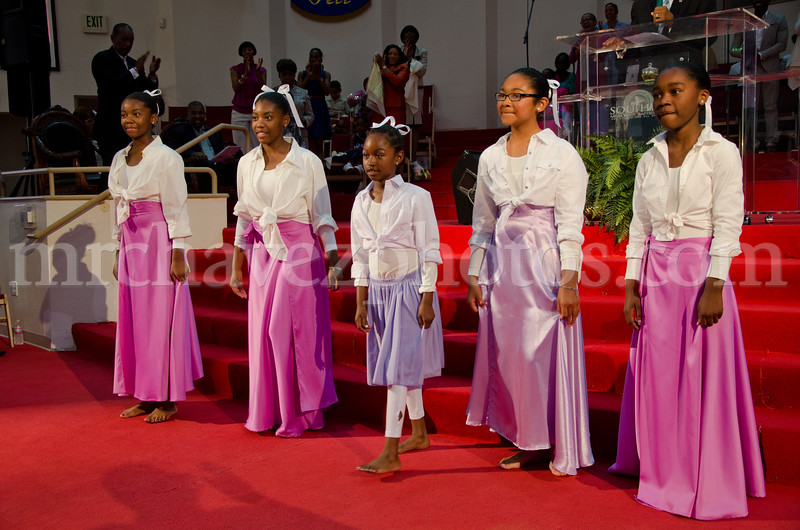 Mothers Day Service  5-12