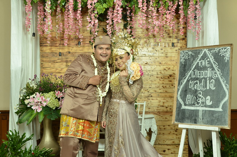191222 | The Wedding Nadia & Angga