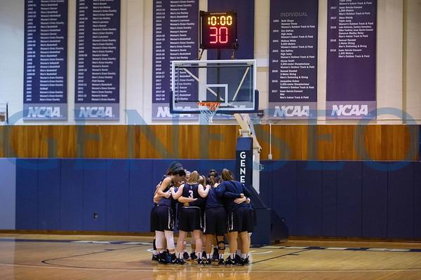 Women's Basketball vs. Plattsburgh
