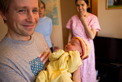 Alice 3 weeks - January 2012