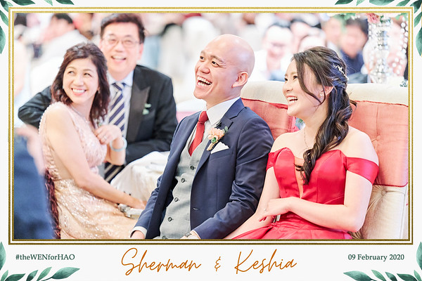 Wedding of Sherman & Keshia (Roving Photography)
