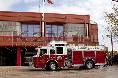 Great Neck Alert Engine 824 Wet Down [10-18-14]