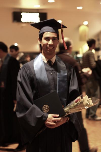 12.20.08 - Brian E's Graduation