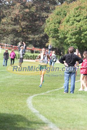 Nike Boys (High School) Elite Race - 2011 Spartan Invite XC