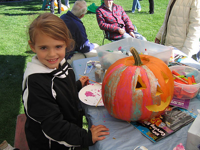 Pumpkin Carving - 2006