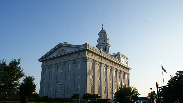 LOCATION - Nauvoo Temple