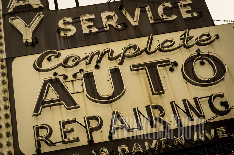 Rightway Auto Repair (now closed)
