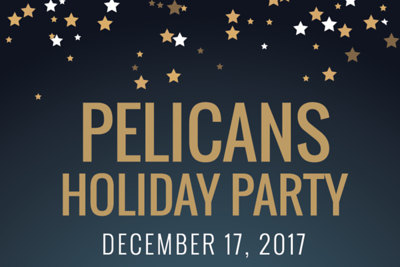 Pelicans Holiday Party 12/17/17