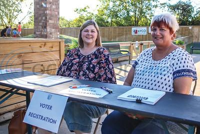 9/13/18 Smith County Voter Registration At True Vine by Schuyler Wick