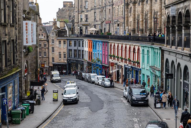 Victoria Terrace Edinburgh