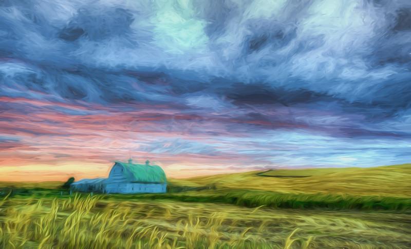 Make An Impression ~ Landscapes