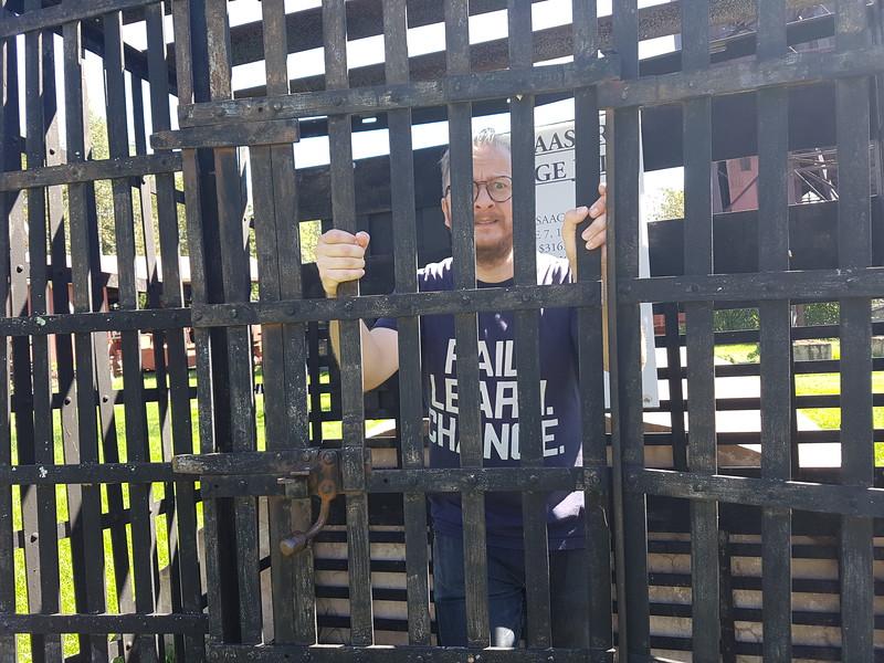 Joel i arresten